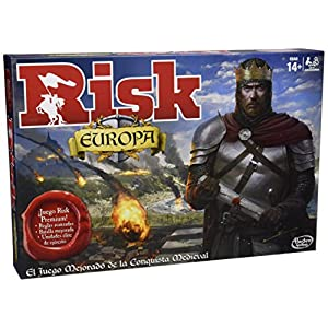 Games – Risk Europa (Hasbro B7409105)