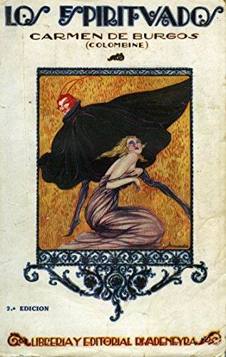 Los espirituados por Carmen  de Burgos