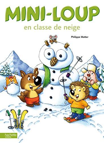 Mini-loup en classe de neige. Per la Scuola elementare
