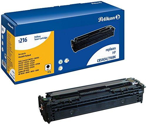 Preisvergleich Produktbild Pelikan Toner-Modul 1216b ersetzt HP CB540A, Schwarz, 2250 Seiten