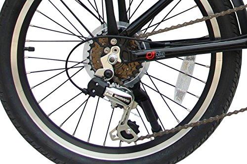 c8bd04adce3 Viking Vision 20″ Wheel Folding E-Bike 36 Volt 250w Electric Bike ...