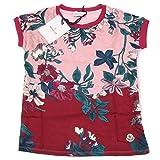 Moncler 3393O Maglia Manica Corta rosa maglie Donna t-Shirt Women [L]