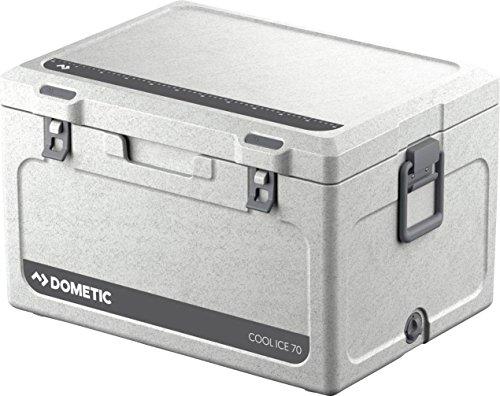 Waeco Dometic 9600000543coolice Ci 70di Alta qualità Box di Raffreddamento passivo, Mini Frigorifero, Ideale per Pescatori e Cacciatori, Ghiaccio Box in Heavy Duty di qualità, capacità 71Litri