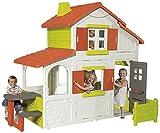 Smoby 320023 Duplex Spielhaus Kinder Spielzeug Gartenhaus Kinderspielhaus Garten