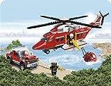 LEGO City 7206 - Feuerwehr-Helikopter