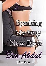 Spanking My Sexy New Boss