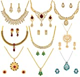 #10: Touchstone Daily wear Designer collection of five necklace sets and four pendant sets