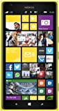 Nokia Lumia 1520 Smartphone (6 Zoll (15,2 cm) Touch-Display, 32 GB Speicher, Windows 8) gelb