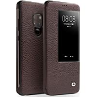 Funda® Capirotazo Ventana pour para Huawei Mate 20X(Patrón ...