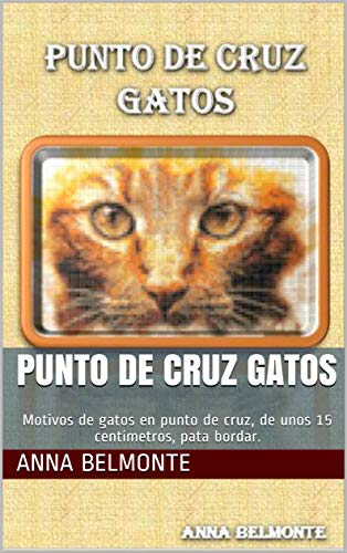 PUNTO DE CRUZ GATOS: Motivos de gatos en punto de cruz, de ...