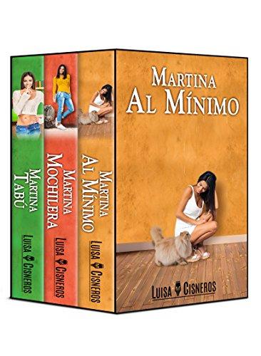 Martina: Trilogía Romántica par Luisa M. Cisneros