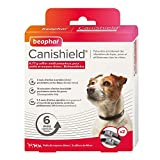 beaphar Canishield Halsband für kleine und mittelgroße Hunde, 2 Stück