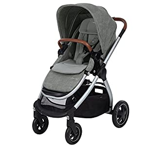 Maxi Cosi Adorra 1310712110- Cochecito para niños de 0 - 4 años, Gris