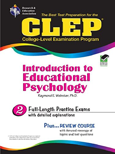 Get Clep Introduction To Educational Psychology 2 Clep Test Pdf