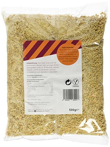 Veganz Soja-Granulat – 5 x 500g - 5