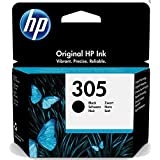 HP 305 3YM61AE, cartuccia originale di inchiostro, compatibile con stampanti a getto d'inchiostro HP DeskJet Serie 2700, 4100