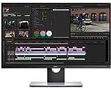 Dell Ultrasharp UP2716D 27-Inch QHD (2560 x 1440DP) with Premier Colour (100% Adobe RGB, 100%sRGB, 100% REC 709, 98% DCI-P3) and LED Light Bar System, IPS (DP,mDP, 2 x HDMI) 210-AGTU