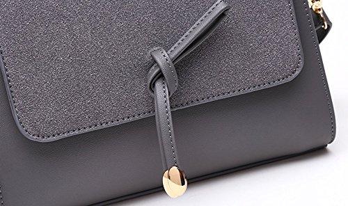 Pacchetto estivo, versione coreana personalizzata della borsa a tracolla, zaino obliqua selvatico, pacchetto semplice marea ( Colore : Verde ) Verde