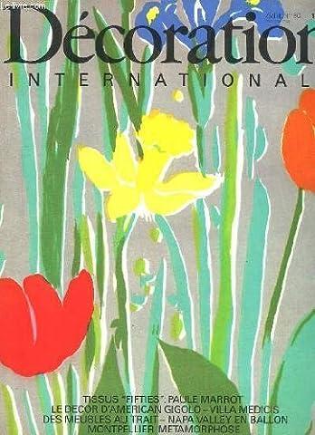 Décoration Internationale N°60 : Tissus