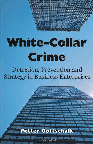 an analysis of the types prevention and prosecution of the white collar crimes (p 231-232)-any theory attempting to explain both conventional and white collar crimes such theories have been criticized for interpreting different types of activities too simplistically and for failing to explain variations in the conventional and white collar crime rates over time.