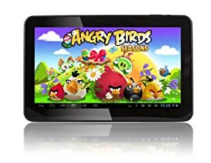 """IMPROVED NOW IN 16 GB + BLUETOOTH LélikTec® Avalon 10 Eco + DUAL CORE CPU& GPU - 10.1"""" Multi Touch Screen - DUAL CAMERA - HDMI output - 3D games accelerator Android 4.2.2 JELLY BEAN WiFi Tablet PC LCD 1024x600"""