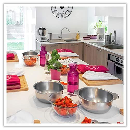 SMARTBOX - Coffret cadeau - Atelier culinaire de 3h avec Escale en Cuisine à Vannes,...