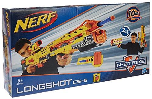 Hasbro N-Strike Longshot - Blaster Nerf