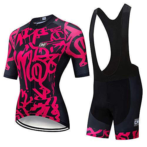 YDJGY 2019 Team Pro Cycling Jersey 19D Gel