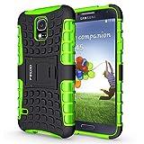 Best Cas Galaxy S5 de protection - Coque Galaxy S5,Pegoo Antichoc Armure Housse par le Review
