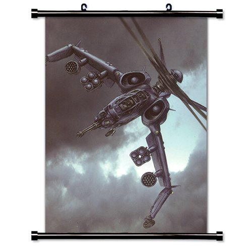 Patlabor Anime Fabric Wall Scroll Poster (32 x 44) Inches