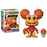 Funko Pop! - Fraggle Rock Red w/Doozer Figura de Vinilo,, 10 cm (15043)