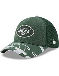 A NEW ERA 39THIRTY – Gorra NFL 2017 Draft York Jets, Unisex Infantil, ...