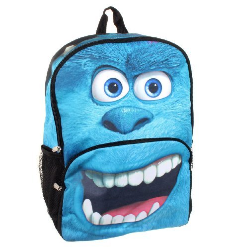 Disney Monsters Inc. Sully 16 Children's School Backpack