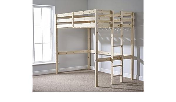 Etagenbett Quba 3 : Amazon doppelt loft etagenbett ft holz hochbett