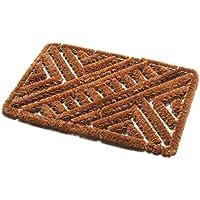 Addis ultra Tuff Scrape zerbino con filo Duo mix, fibra di cocco naturale, 60x 40cm - Trova i prezzi più bassi