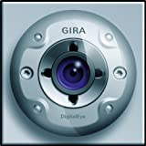 Gira 141565 Abdeckung Farbkamera Gira TX_44, alu