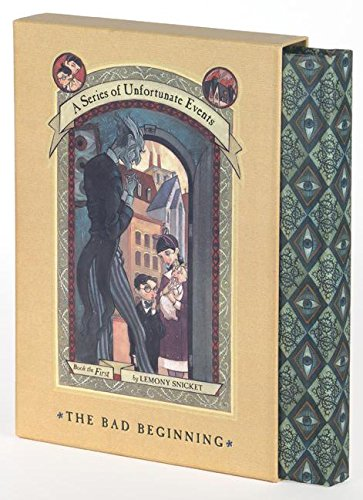 The Bad Beginning with Frame (Series of Unfortunate Events)