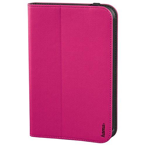 """Weave 00126765 Hama-Custodia a portafoglio per Samsung Galaxy Tab da 10 """", color pesca"""