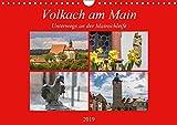 Volkach am Main (Wandkalender 2019 DIN A4 quer) -