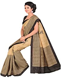 Design Willa Cotton Saree (Dwcshr033_Multi-Coloured)