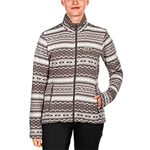 51rnV zpfqL. SS300  - Jack Wolfskin Women's Shackleton Women's Fleece Jacket