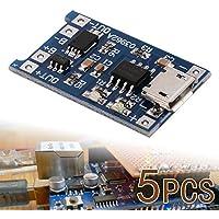 XCSOURCE 5 pezzi 1A 5V il micro USB TP4056 batteria al litio di potere del caricatore Consiglio modulo TE420 - Ancora Una Volta Serie