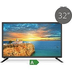 "TV Led HD TDSystems 32"" pulgadas HD K32DLS6H (Resolución 1366*768) HDMI 3/ VGA1/Eur 1/ USB Reproductor grabador) televisor led HD"