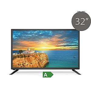 TV LED FullHD TD SYSTEMS 32 pouces HD k32dls6h (Résolution 1366 * 768) HDMI 3/VGA1/EUR 1/USB 2) Écran LED Full HD