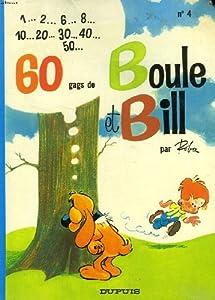 """Afficher """"60 gags de Boule et Bill"""""""