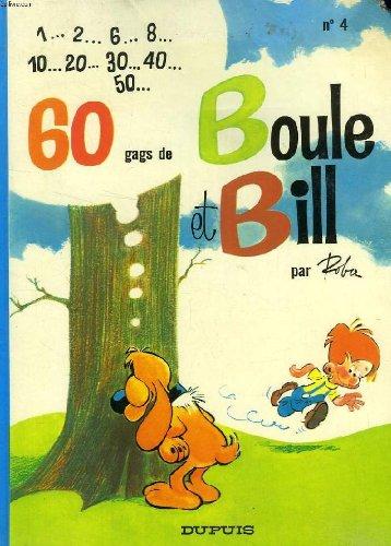 BOULE & BILL TOME 4 : 60 GAGS DE BOULE ET BILL