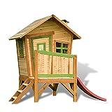 Axi Kinder Spielhaus Robin mit Terrasse - Stelzenhaus