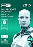 ESET Multi Device Security 2015 - 5 Geräte [Download]