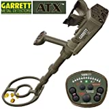 Garrett – Detector de metales ATX para buscar oro, tecnología de inducción pulsada