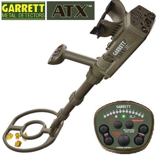 Garrett - Détecteur De Métaux Atx - Technologie À Induction Pulsée - Matériel Pour Chercheurs D'Or.
